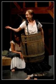 "Chantal dans ""Transport de femmes"""