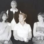 """Delphine, Anne-Cécile, Gisèle et Bénédicte dans """"Indépendence"""""""